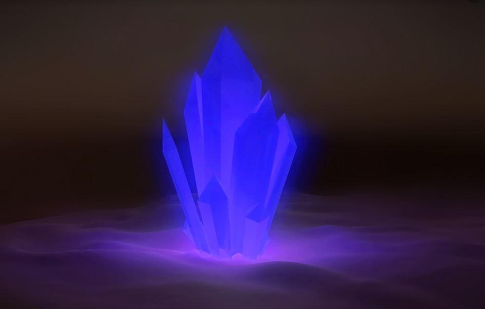 piedras fluorescentes