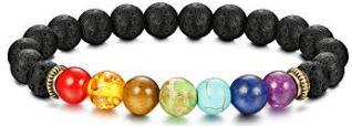 los 7 chakras pulsera