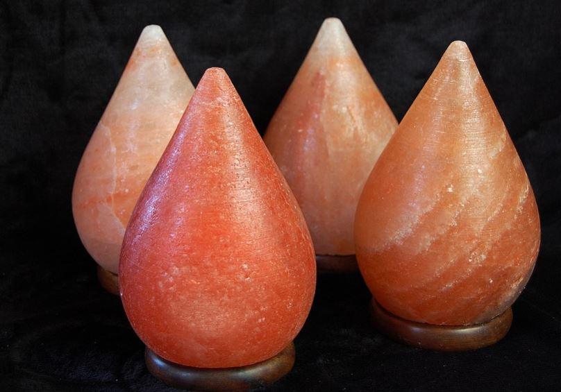 lampara sal decorativa