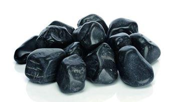 piedras negras decorativas