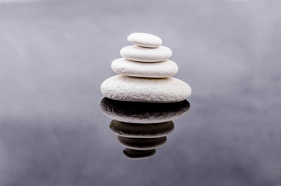 piedras blancas para decorar