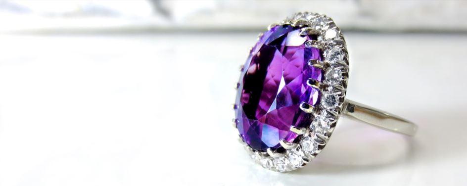 comprar anillo de amatista